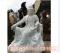 Tượng Phật quan âm đá trắng